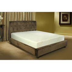 Furniture of America Dreamax Tranquility 10-inch Full-size Memory Foam Mattress