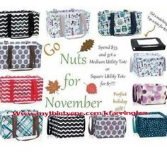 NOVEMBER Thirty-One special!!! Don't miss out place your order today!! Www.mythirtyone.com/kfarrington