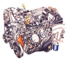 GM LT1 350 9496 Chevrolet Impala SS Pinterest