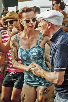 Summer Jamboree, formidabili quegli anni: un tuffo nel passato (e nel rock'n'roll), Senigallia, Italy