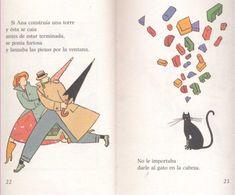 Ana está furiosa Children's Books, Falling Down, Author