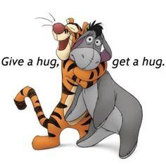 Hugs : )