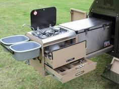 Commander S Rugged off road Campers from Conqueror International