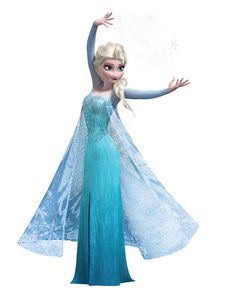 Now here's a nice pic of Elsa!
