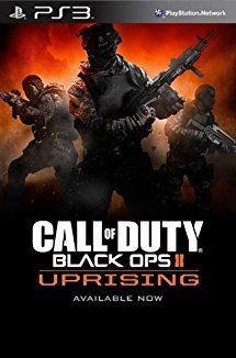 Call Of Duty Black Ops Ii Uprising Dlc Call Of Duty Black