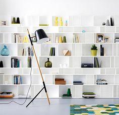 Como bookshelf, BoConcept