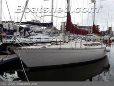 Jeanneau Sun Fizz 40 Ketch  for sale, 12.29m, 1984, 1 x diesel 50hp, Fibre de Verre construction, Quillard   underwater profile, 9 berth(s), Ref:173062 50000 euros
