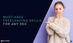13 Must-Have Freelancing Skills For Any SEO Thinking Skills, Critical Thinking, Stress Management Skills, Website Analysis, The Knack, Seo Specialist, Seo Training, Media Campaign, Have Faith In Yourself