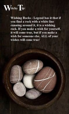 Wishing Rocks