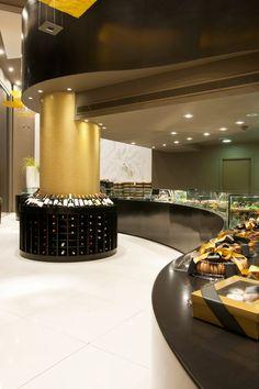 Retail Design   Store Interiors   Shop Design   Visual Merchandising   PRALINA Confectionery by RKITEKTS, Nicosia - Cyprus