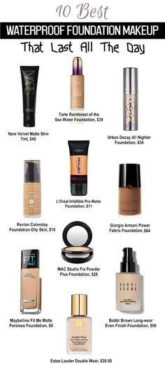 You have to choose a waterproof foundation makeup to make it last long in the rain or swimming pool. Humidity and heat can ruin your day and I bet you will not like this. We will show you a guide to waterproof products to make your makeup stay longer. #WaterproofFoundationMakeup #WaterproofFoundationforswimming #WaterproofFoundationdrugstore #WaterproofFoundationfullcoverage #WaterproofFoundationhouse