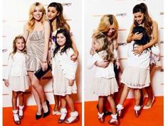 Sophia grace and Rosie with Sam and cat main characters!!