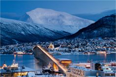 Picture Postcards from Tromsö http://fc-foto.de/30239265
