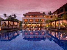 Conrad Bali Resort & Spa, Bali, Indonesia