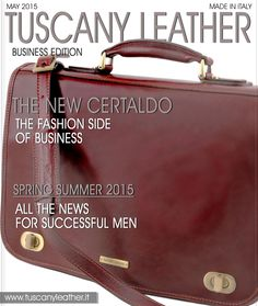 Discover the New #Certaldo...Made in Italy Fashion #Business!  #tuscanyleather