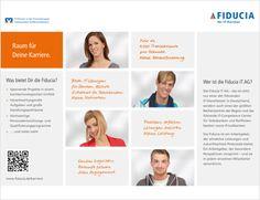 Der Ruf nach jungen IT-Talenten –  Messeauftritt für die Fiducia IT AG
