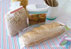 Washi tape diy in kitchen