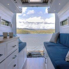 Van Living, Windows, Van Life, Ramen, Window