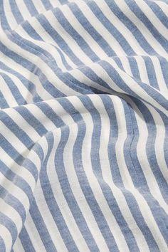 Alice Olivia - Grazi Off-the-shoulder Striped Poplin Maxi Dress - White - US12