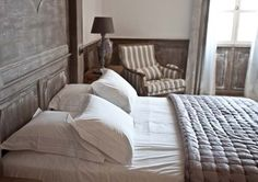 Blanc D'Ivoire Hotel Partner:  La Bastide de Brurangère in Provence ,Vaucluse, near Avignon as seen on linenandlavender.net
