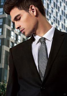 Anthony Gastelier. Bespoke. Men's Suit