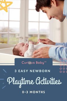 Your baby is finally able to hold their head up and is ready to play with you. But there's one major change that occurs around this time that will melt your heart and will really make your day. And thats when your baby looks you straight in the eyes and shows you her first little smile. #easyactivitesforbaby #newborntips #babyplaytime #babyactivities #babytips #momguide #momtips #playtimeforbabies #newborntips #newbornbabies #newmomtips #playtimeideas #newbornplaytimetips