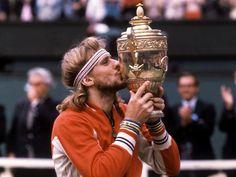 Wimbledon Bjorn Borg
