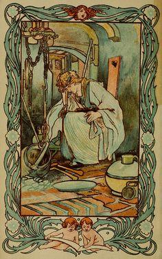 "Charles Robinson (1870–1937), ""Cinderella"""