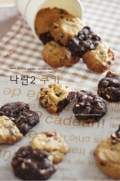 HARU B: double cookie