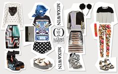 #style #my daily look #tendencies #inspiration #mix # prints #S/S 13  http://myclosetconspiracy.tumblr.com/