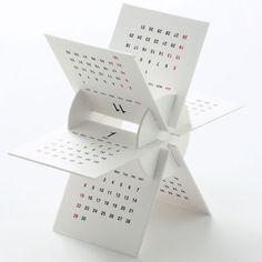 """A Design Award and Competition - Images of Calendar 2013 """"waterwheel"""" by Katsumi Tamura"""