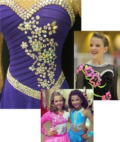 Baton Twirling Costumes
