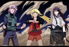 naruto gender bender | More Like Character Differences Naruto Road Ninja Naruhina