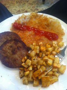 Tasty Kaiti's Yummy Vegan Blog: The crispiest Hash Browns ever!
