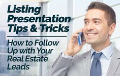 After pitching real estate leads, agents, the true work begins. Learn how to expertly nurture seller leads following your real estate listing presentation. http://plcstr.com/1IkaxZj #realestate #presentation