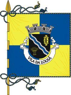 Bandeira da Vila de Lousã