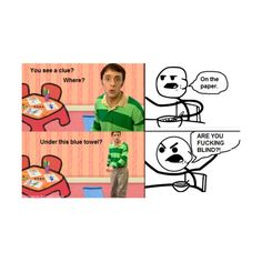 fuck yeah! cereal guy. ❤ liked on Polyvore featuring funny, quotes, pictures, cereal guy, other, saying, text and phrase