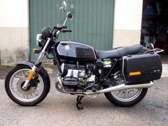 Vendo BMW R65 (1981) - FMI R65, Bmw Motorcycles, Vintage Motorcycles, Bmw Classic Cars, Vespa, Boxer, Retro, Vehicles, Germany