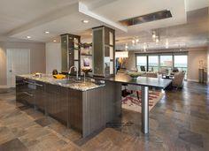 Interior Design by Heddy Z Designs Construction: Zynda Custom Homes & Remodeling, Inc.