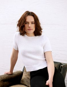 Daisy Ridley. So fabulous
