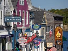 Maine Weekend Guide