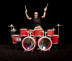 lighted drum sets - Google Search