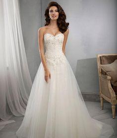 Przepiekna suknia slubna. My #1