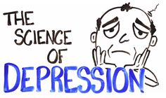 The Science of Depression #Depression #Health #Science