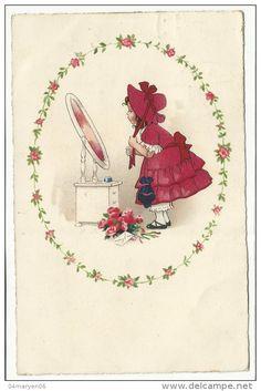 Postcards > Topics > Illustrators & photographers > Illustrators - Signed > Baumgarten, F. - Delcampe.net