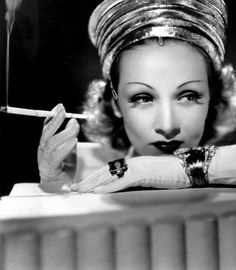 Scandals of Classic Hollywood: Marlene Dietrich, Femme Fatale | The Hairpin