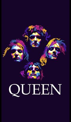 "Wallpaper inspired in rock band ""Queen"" Band Wallpapers, Cool Wallpapers For Phones, Queen Banda, Image Tumblr, Musik Wallpaper, Iphone Wallpaper Nerd, Rock And Roll, Freedie Mercury, Rock Band Posters"