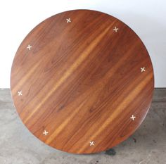 Vintage Mid Century Modern 1960s American of Martinsville Walnut Coffee Table by manlyvintage, $500.00