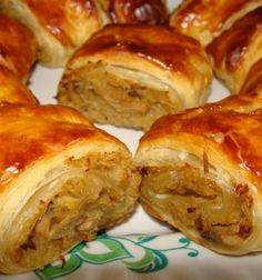 Kapuśniaczki - Receta vegetariana de Polonia