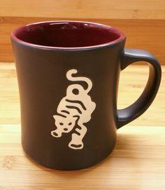 Starbucks Etched Tiger Sumatra Blend 2012 16 oz. Mug in Collectibles, Advertising, Food & Beverage | eBay